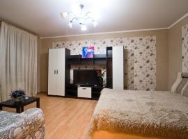 Apartment on Kubanskaya Street, hotel near Solnechny Ostrov Park, Krasnodar