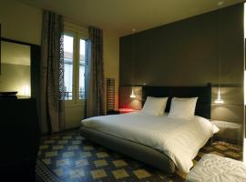 Les 4 étoiles, pet-friendly hotel in Montpellier