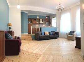 Apartments on Moyki 51, pet-friendly hotel in Saint Petersburg
