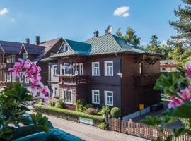 Willa Katarzynka, homestay in Rabka