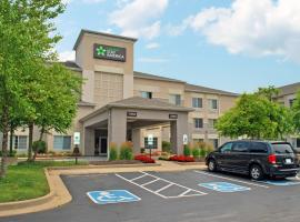 Extended Stay America - St. Louis Airport - Central, hotel near Lambert- St.Louis International Airport - STL, Bridgeton