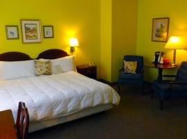 Higher Ground Hotel, hotel near Hyde Park, Independence