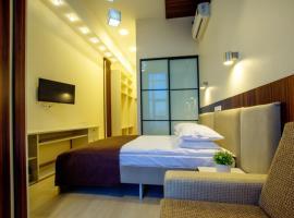 Korsar, hotel in Gelendzhik