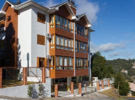 Apartamento em Gramado - Vista para o Vale, hotel near Gramado Porch, Gramado