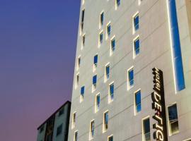 서울에 위치한 호텔 딜라이트 호텔 잠실