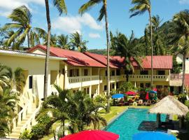 Austrian Garden/Tai Pan Village, hotel in Patong Beach