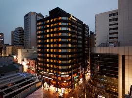 Nine Tree Hotel Myeongdong, hotel in Jung-Gu, Seoul