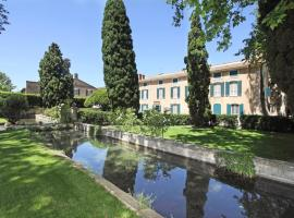 Château de Servanes, hotel near Servanes Golf Course, Mouriès