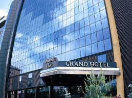Grand Hotel Barone Di Sassj, hotel in Sesto San Giovanni