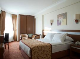 Atalay Hotel, отель рядом с аэропортом Международный аэропорт Анкара Эсенбога - ESB в Анкаре
