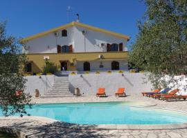 Il Sogno di Alghero, hotel with jacuzzis in Alghero