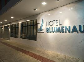 Hotel Blumenau, hotel near Cinerama Shopping, Balneário Camboriú