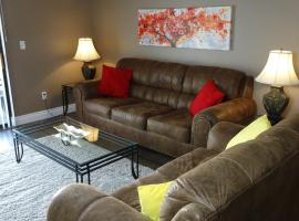 Foothills, serviced apartment in Branson