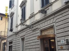 Hotel Flora, hôtel à Prato