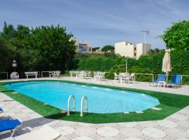 Alkion Hotel, hotel near Stalos Beach, Stalos