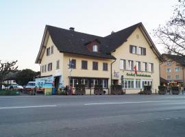 Gasthof Kastanienbaum, Hotel in Hunzenschwil