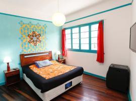 Casa Violeta Limón, apartamento en Valparaíso