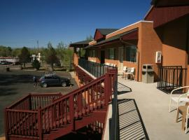 Black Canyon Motel, hotel near Montrose Regional - MTJ,