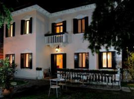 Villa Crispi, hotel in Mestre