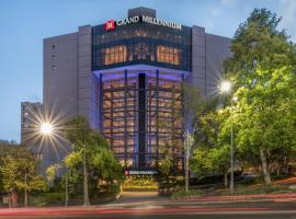 Grand Millennium Auckland, boutique hotel in Auckland