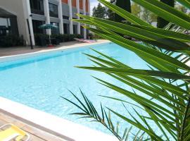 Best Western Gustaf Froding Hotel & Konferens, hotel with pools in Karlstad