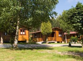 Camping Villaviciosa, campground in La Rasa Selorio