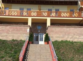 Diamond Apartman, hotel az Egerszalóki Termálfürdő környékén Egerszalókon
