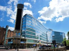 Staycity Aparthotels Manchester Piccadilly, serviced apartment in Manchester