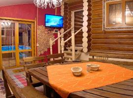 Holiday House Rossinka, holiday home in Gelendzhik