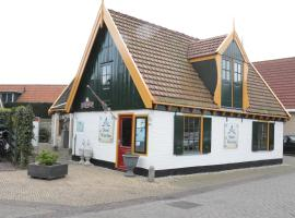 Hotel West Inn, hotel near Den Helder Station, Hippolytushoef