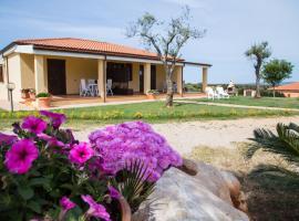 Villa Rosanna, hotel in zona Spiaggia Le Bombarde, Alghero