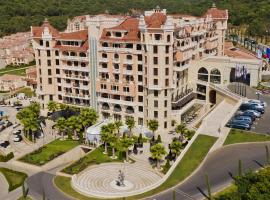 Royal Castle Design & SPA - 24 Hours Ultra All Inclusive, hotel in Elenite