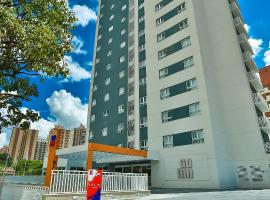 Go Inn Campinas, hotel near Museum of Image and Sound, Campinas