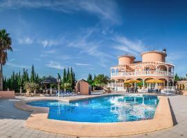 Pensión Los Caballos, hotel cerca de Puerto de Dénia, Els Poblets