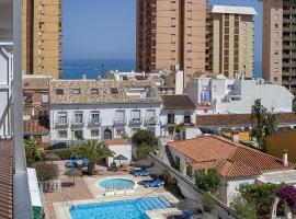 Apartamentos Embajador, hotel in Fuengirola