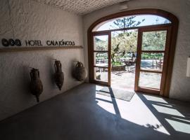 Hotel Cala Joncols, hotel in Roses