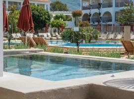 Bitzaro Grande Hotel & Suites, hotel Kalamákiban