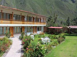 Hotel Tierra Inka Sacred Valley, self catering accommodation in Ollantaytambo