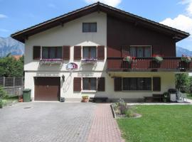 Ferienwohnung Nold, hotel in Bad Ragaz