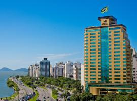 Majestic Palace Hotel, accessible hotel in Florianópolis