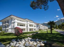 Delta Resort Apartments, отель в Асконе