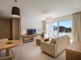 Delta Resort Apartments, hotel in Ascona