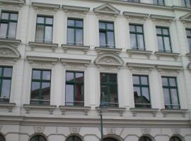 Apartment Thomasius, boutique hotel in Leipzig