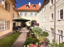 Appia Hotel Residences, отель в Праге