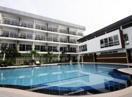 BS Premier Airport Hotel, hotel near Suvarnabhumi Airport - BKK, Lat Krabang