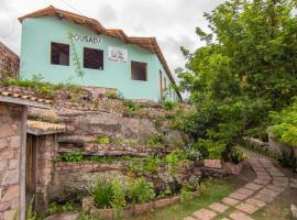 Pousada Recanto Verde, homestay in Mucugê