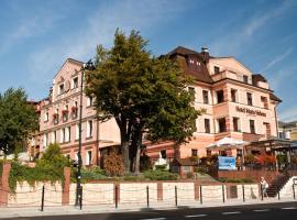 Hotel Maria Helena – hotel w pobliżu miejsca Zamek Książ w Szczawnie Zdroju