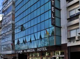 TURIM Alameda Hotel, hotel in Arroios, Lisbon