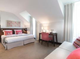 Montfleuri, hotel em Paris