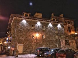 Las Doñas del Portazgo, hotel en Villafranca del Bierzo